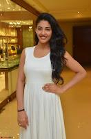 Daksha Nagarkar Cute Beauty in Sleeveless White Dress at Khwaaish Exhibition Launch 2017 ~  Exclusive 059.JPG