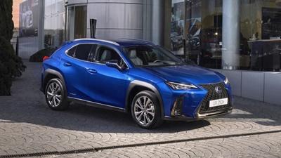 Lexus celebra