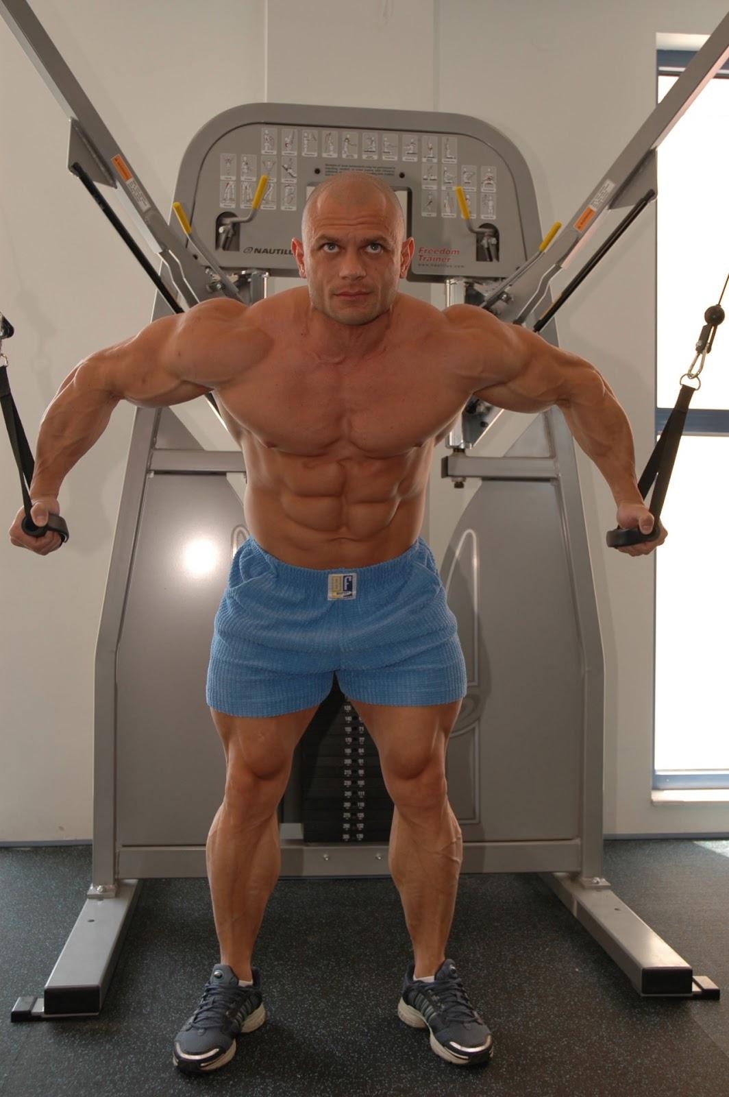 Ko Ryu Photos Gallery 2   Fitness Men