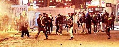 Oslo riots