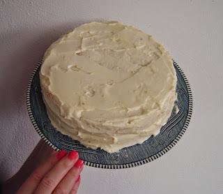 Petite Coconut Layer Cake