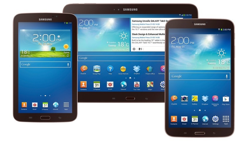 Samsung GALAXY Tab 3 7-inch, 8-inch and 10.1-inch: Price, Specs and Availability in the Philippines