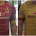 La encuesta: ¿Te gustan los diseños de las que serían las nuevas camisetas del DEPORTES TOLIMA?