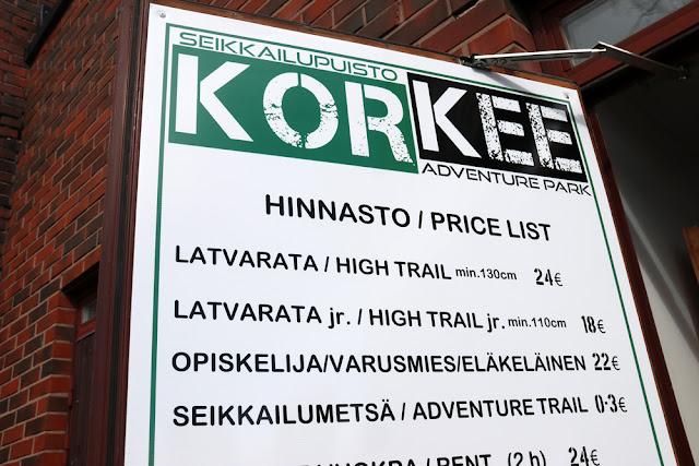 Uusi köysiseikkailupuisto avattiin Helsingin Paloheinään 4