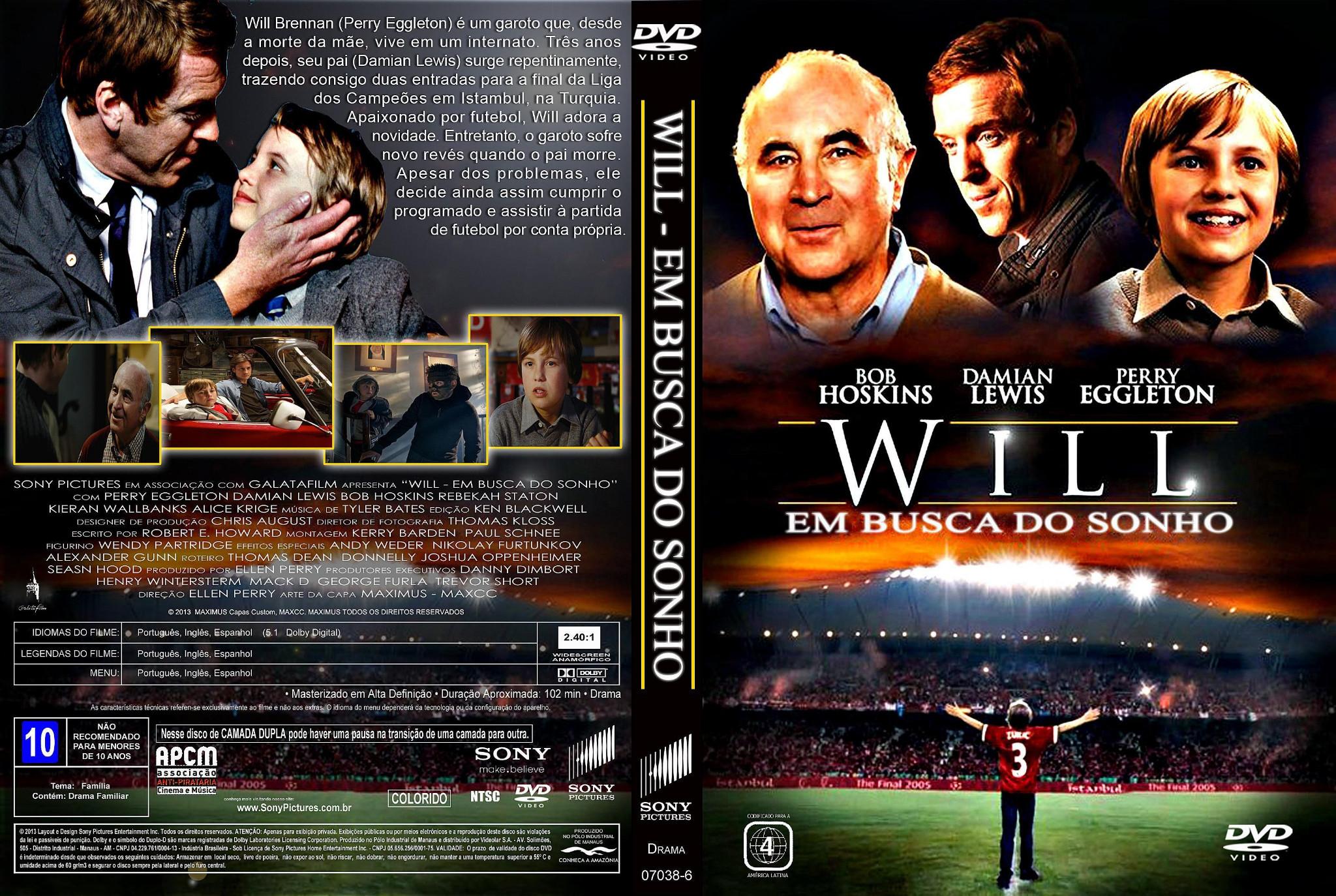Poster do filme Will - Em Busca Do Sonho