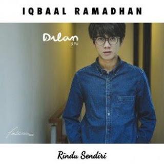 Download Iqbaal Ramadhan - Rindu Sendiri (OST Dilan 1990) Mp3