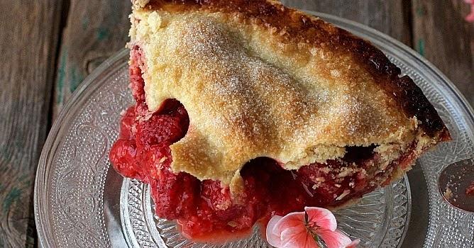 Strawberry pie {la perfecta imperfección}