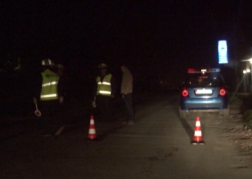 68-years old crushed to death in car accident in Elbasan