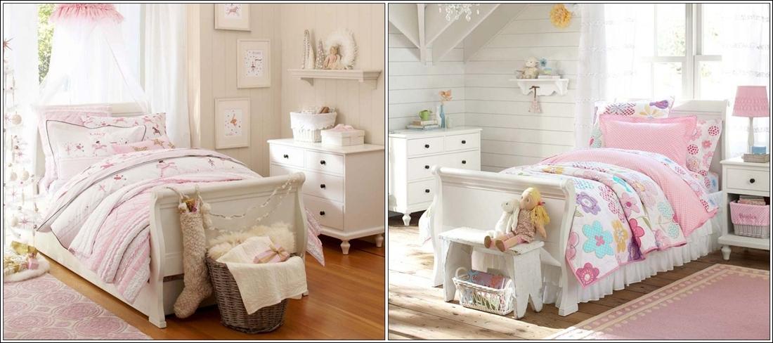 Modèles De Chambres : Modèles de meubles blancs pour les chambres d enfants