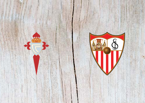 Celta Vigo vs Sevilla - Highlights 2 February 2019