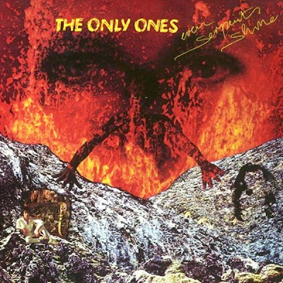 Image result for The Only Ones - Even Serpents Shine