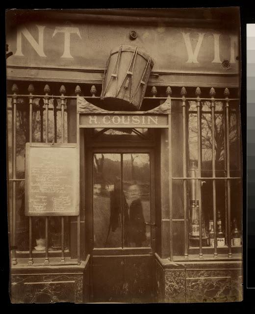 Au Tambour, 63 quai de la Tournelle (5e arr). 1908