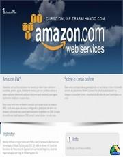 Curso Trabalhando com Amazon Web Services