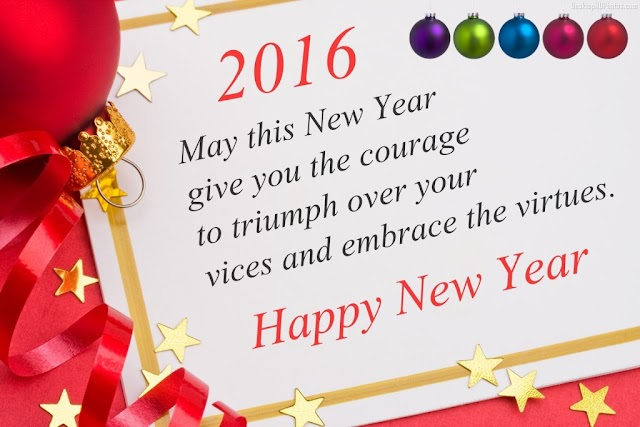 New Year 2016 Greetings Cards New Year Quotes and Wishes