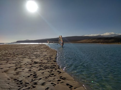 best beaches in Fuerteventura