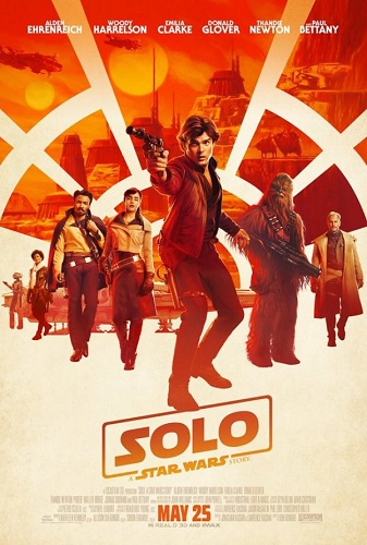 Film Solo: A Star Wars Story 2018
