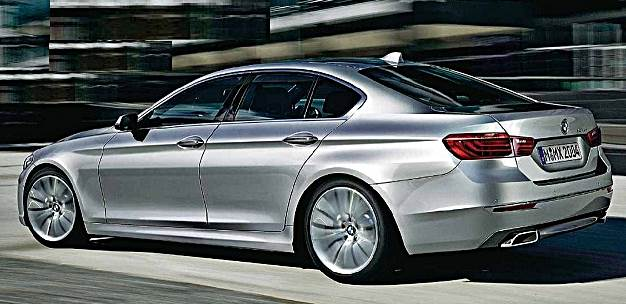 2017 Bmw 5 Series Rendering Auto Review