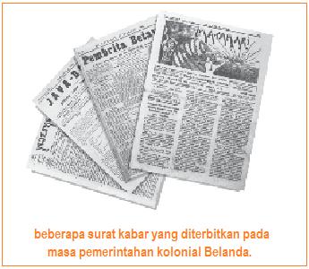 Surat Kabar (pers)  pada masa pergerakan naional