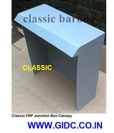 CLASSIC FIBREGLASS INDUSTRIES FRP Push Button Canopy