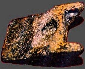 artefacto de aluminio