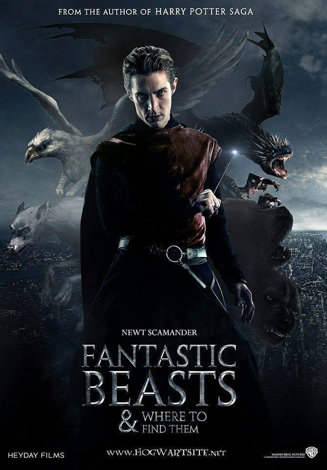 Fantastic Beasts and Where to Find Them ...