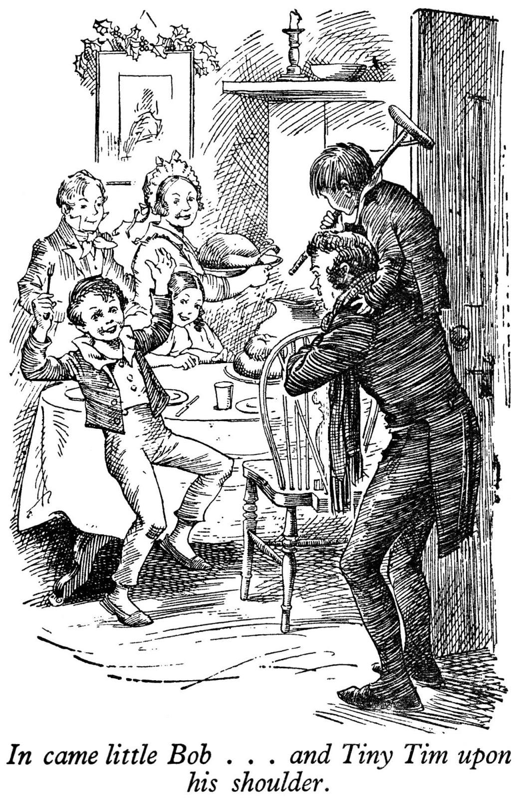 """Baugh's Blog: Book Review: Charles Dickens 16 - """"A ..."""
