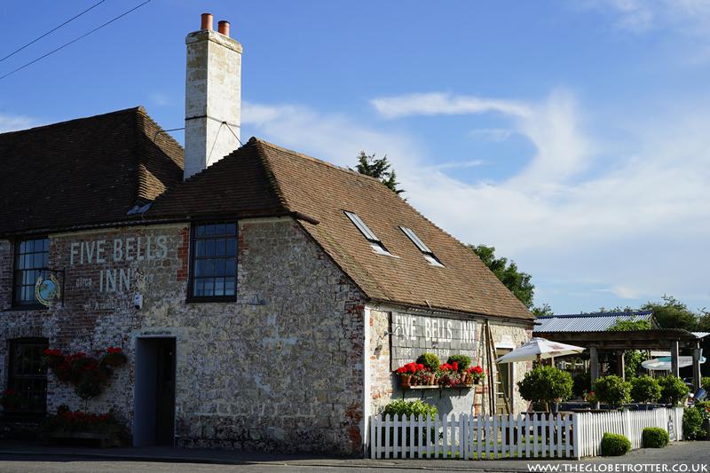 Five Bells Inn in Brabourne
