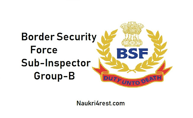 Border Security Force BSF naukri
