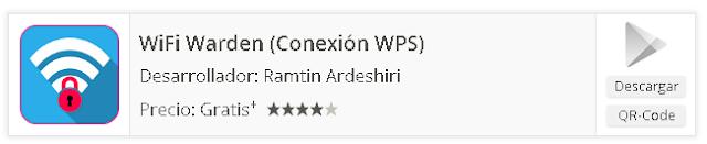 Download WIFI Warden gratis