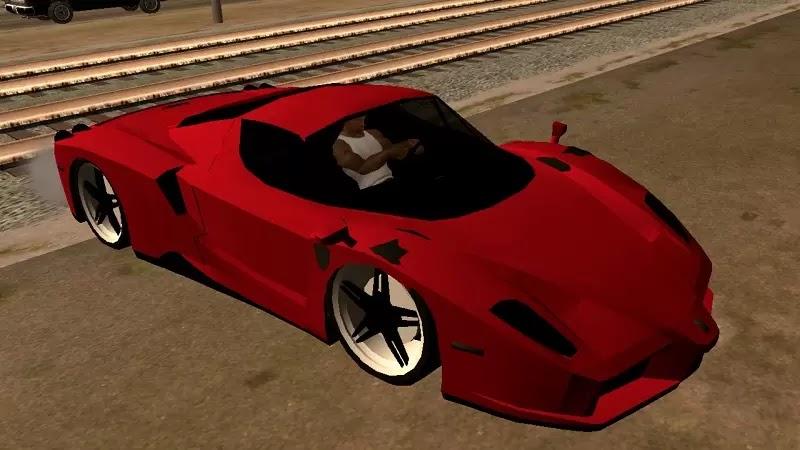 850 Koleksi Mod Mobil Ferrari Gta Sa Android HD Terbaik