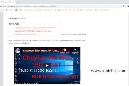 Cara Memasukkan Video Youtube ke Blogger