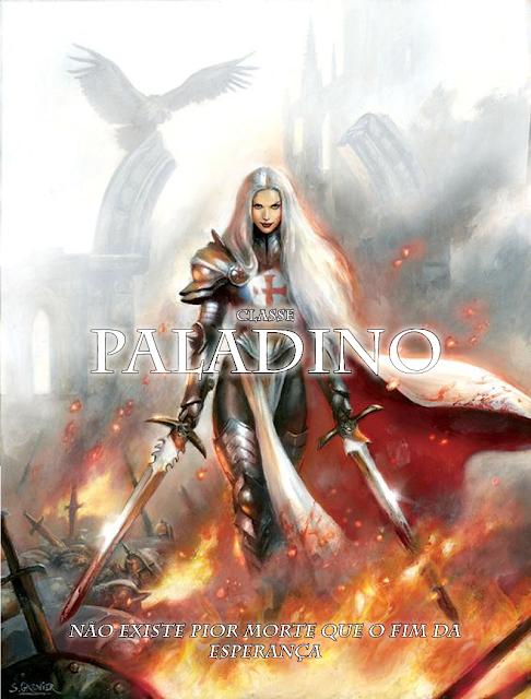 Classe Paladino - Dungeon Evolution