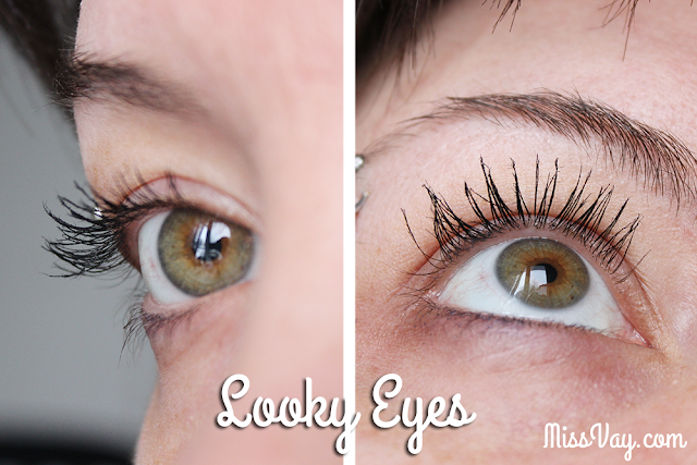 Comparaison Younique Looky Eyes Mascara
