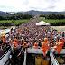 ¡Impactante! La frontera de Venezuela con Colombia a cuatro días de las elecciones