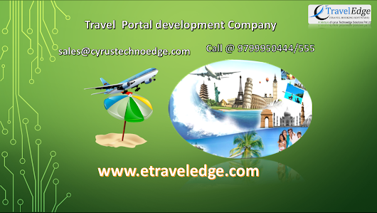 Enhance your travel portal development company in Jaipur