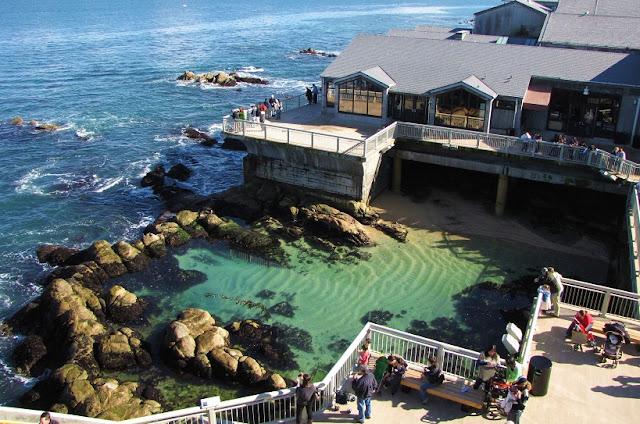 Lugares para ficar em Monterey