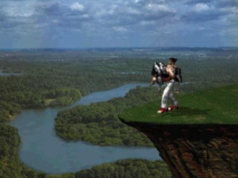 Corona Jumper Tekken Playstation 1995