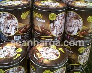 Daftar Harga Biskuit dan Wafer Nissin Bulan Ini