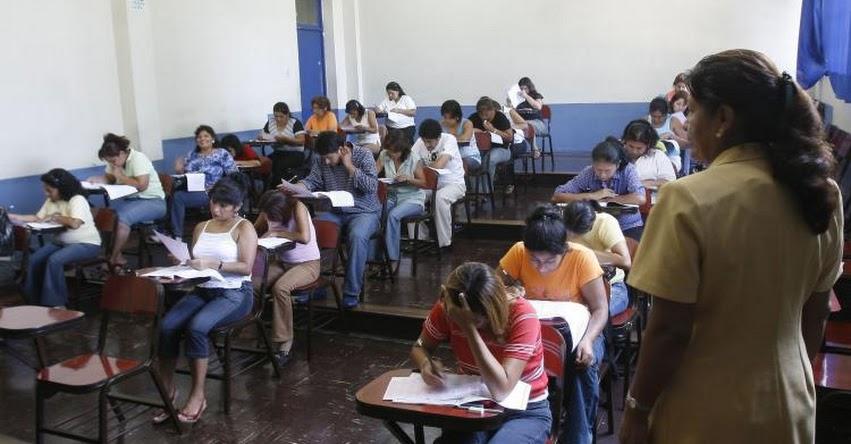 MINEDU: Cerca de 50 mil maestros aprueban Examen de Ascenso y clasifican a siguiente etapa - www.minedu.gob.pe