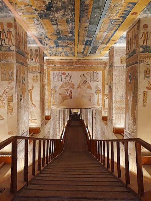 KV 9 Rameses V/VI