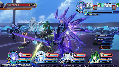 Megadimension Neptunia VII Key Generator (Free CD Key)