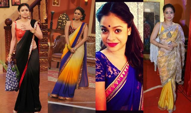 sumana charkravati saree trends, designer saree sumana chakravati
