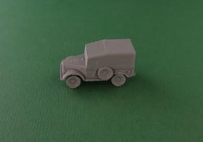 GAZ 69 Truck picture 3