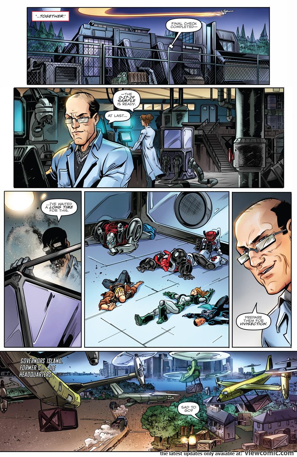 Revolution 005 (2016) . | Vietcomic.net reading comics online for free