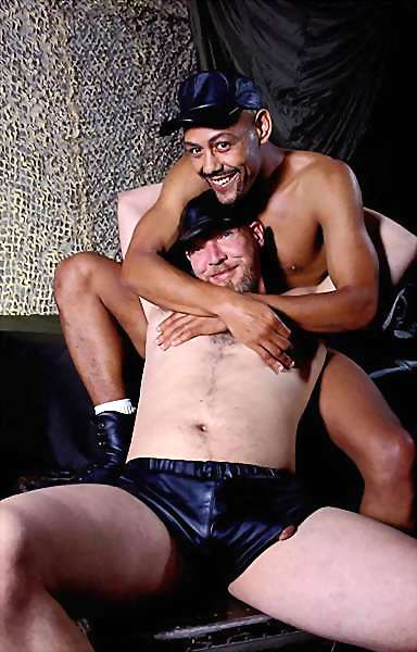 Black Man With Massive Cock