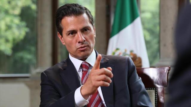 """México denuncia relaciones """"complejas y difíciles"""" con Trump"""