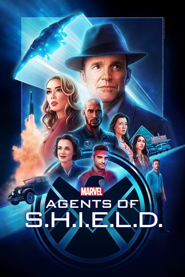 Descargar Agents of S.H.I.E.L.D. Temporada 7 Español Latino & Sub Español por MEGA