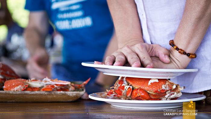 Vista Del Mar Restaurant Zamboanga Food Trip Curacha