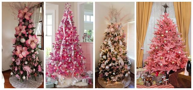 decoración-navideña-árboles