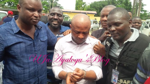 How Evans Plotted $150,000 Escape From Kuje Prison Aborted ...Gang members, Prison Officials co-opted